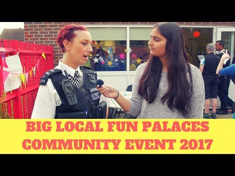 Big Local Fun Palaces Community Event 2017 Highlights