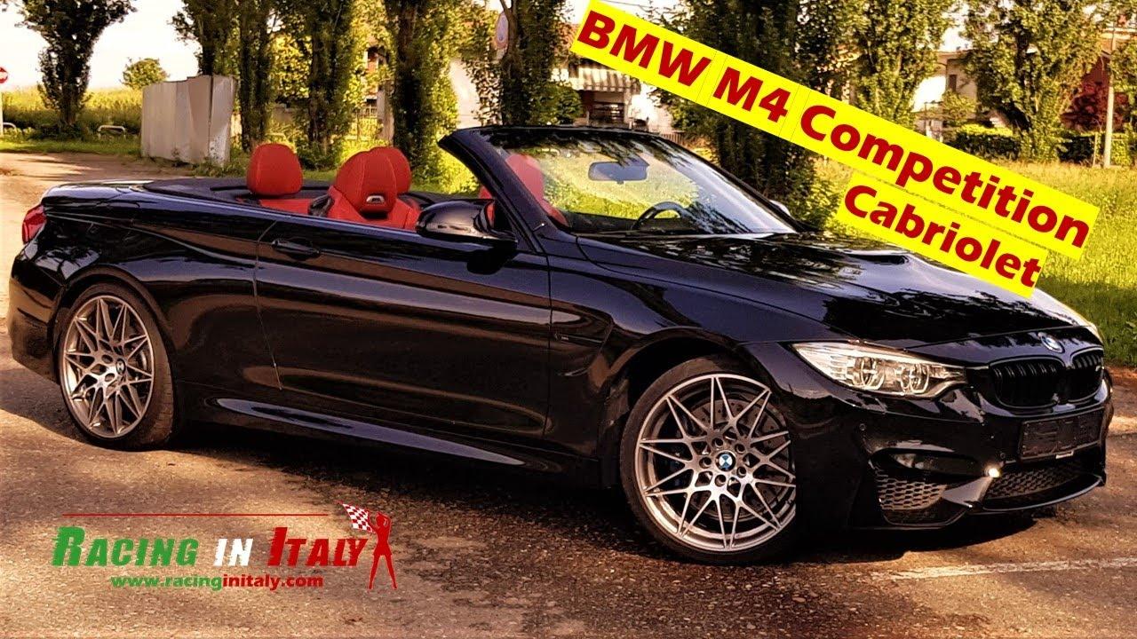 Primo impressione sulla BMW M4 competition