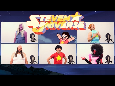 STEVEN UNIVERSE THEME SONG ACAPELLA