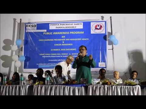Public outreach and awarness program, 10th March 2018