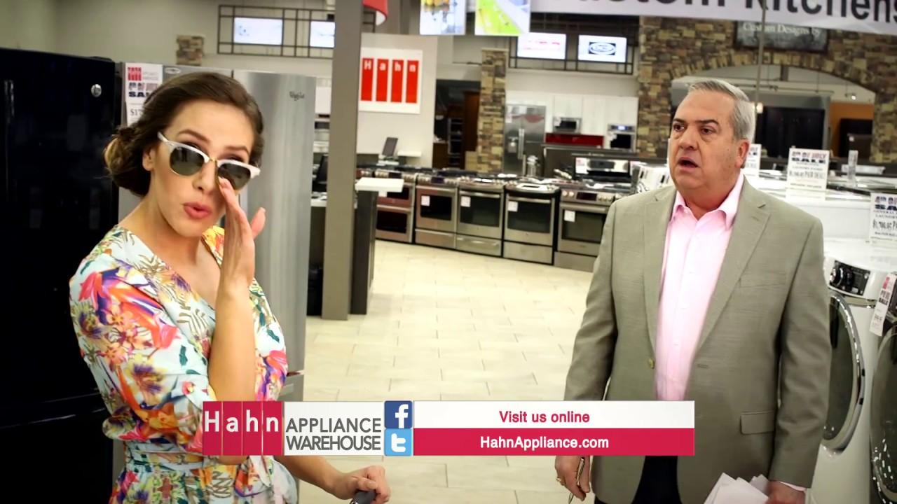 hahn appliance warehouse july 2015 youtube