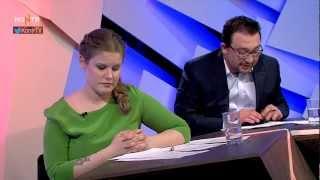 Newsroom - Эфир про радиацию 12/03/2013 2 часть