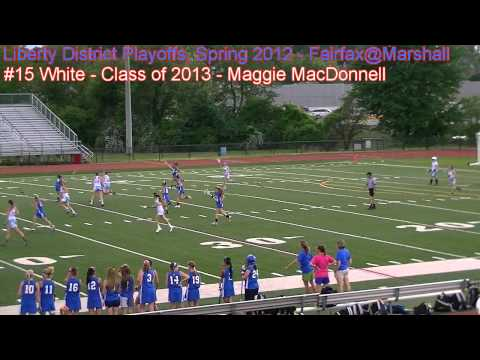 Maggie MacDonnell Class of 2013