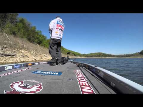 GoPro: Randall Tharp's Day 2 on Bull Shoals