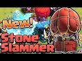 """THIS NEW SIEGE MACHINE IS BEAST! Introducing the STONE SLAMMER! - """"Clash of Clans"""""""