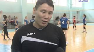 Волейболисты из Чемала выиграли чемпионат Республики Алтай