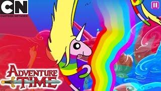 Adventure Time | Sweet Ooodyssey Playthrough | Cartoon Network