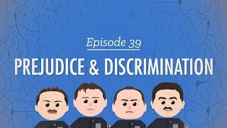 Prejudice & Discrimination: Crash Course Psychology #39 thumbnail