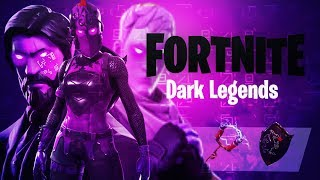 "Le NOUVEAU! PACK ""DARK LEGENDS"" à Fortnite! Saison X (Darkness Rising Bundle)"