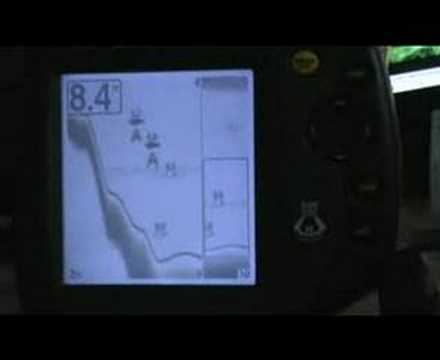 humminbird fishfinder 565 with hi res lcd. - youtube, Fish Finder
