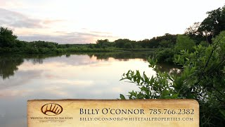 Large Kansas Hunting Farm For Sale | Montgomery County | 599 Acres