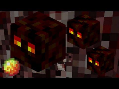 minecraft YANLIZ DAĞ MAGMA SLİME ZİK SAK ÇİZDİM BÖLÜM 10