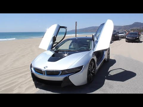 BMW I Test Drive And Review YouTube - 2015 bmw i8 for sale