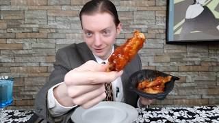Pizza Hut Smoky Sriracha Wings Review