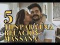 Mejorar tu RELACIÓN DE PAREJA - 10 consejos de pareja ...
