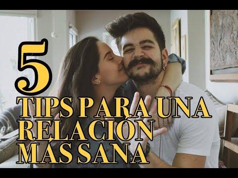 5 TIPS PARA UNA RELACIÓN MÁS SANA - Camilo y Evaluna