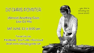 (Almost) Anything Goes Live DJ Mix