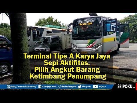Video Sudah 4 Tahun Terakhir PO Bus Terminal Karya Jaya Tidak Angkut Penumpang, Pilih Angkut Barang