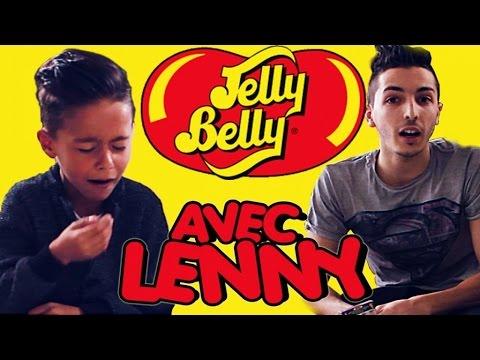 TOONY - Jelly Belly avec LENNY