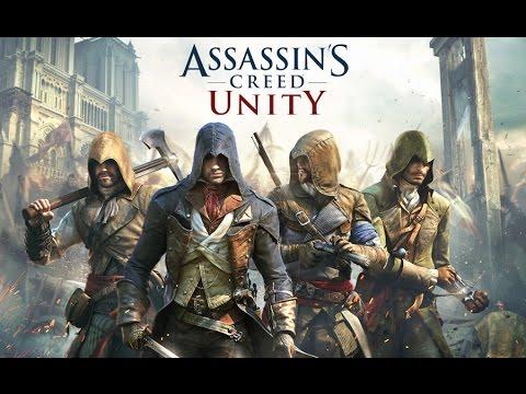 Assassins Creed Unity Лучшие и красивые моменты в игре