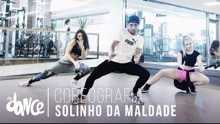 Solinho da Maldade - Papazoni - Coreografia |  FitDance - 4k