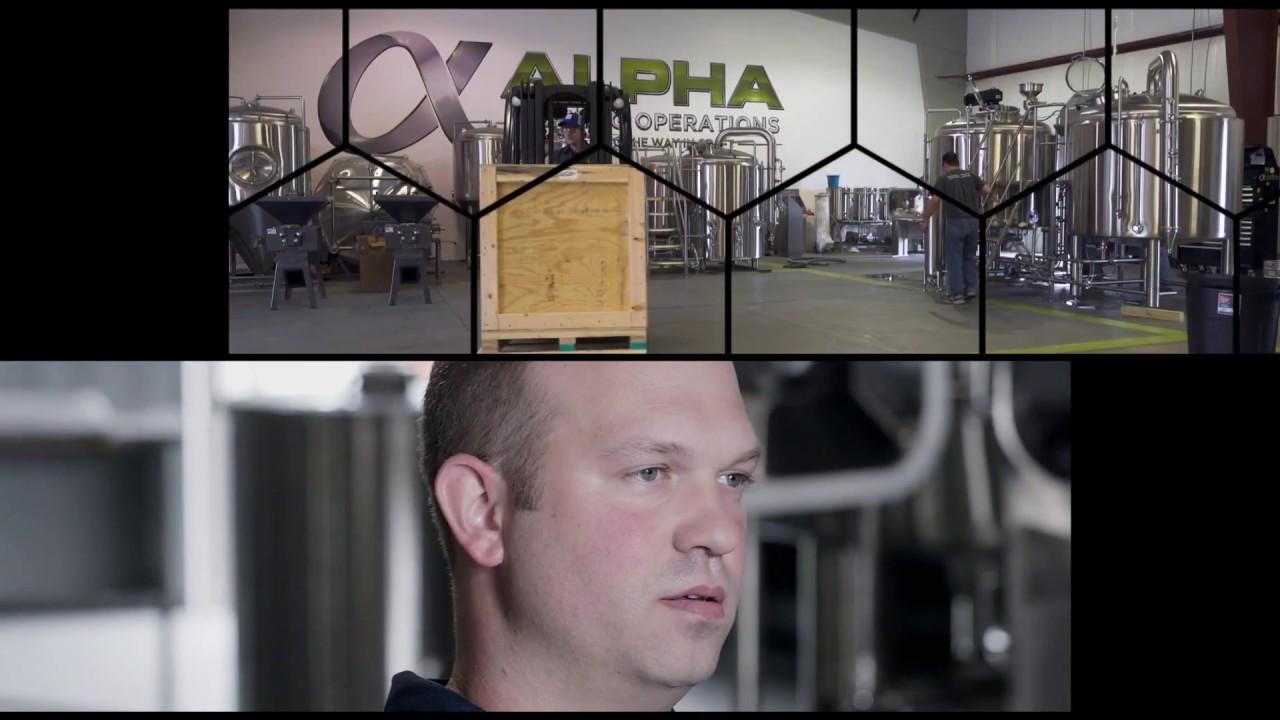 Alpha Brewing Operations Process   Alpha Brewing Operations