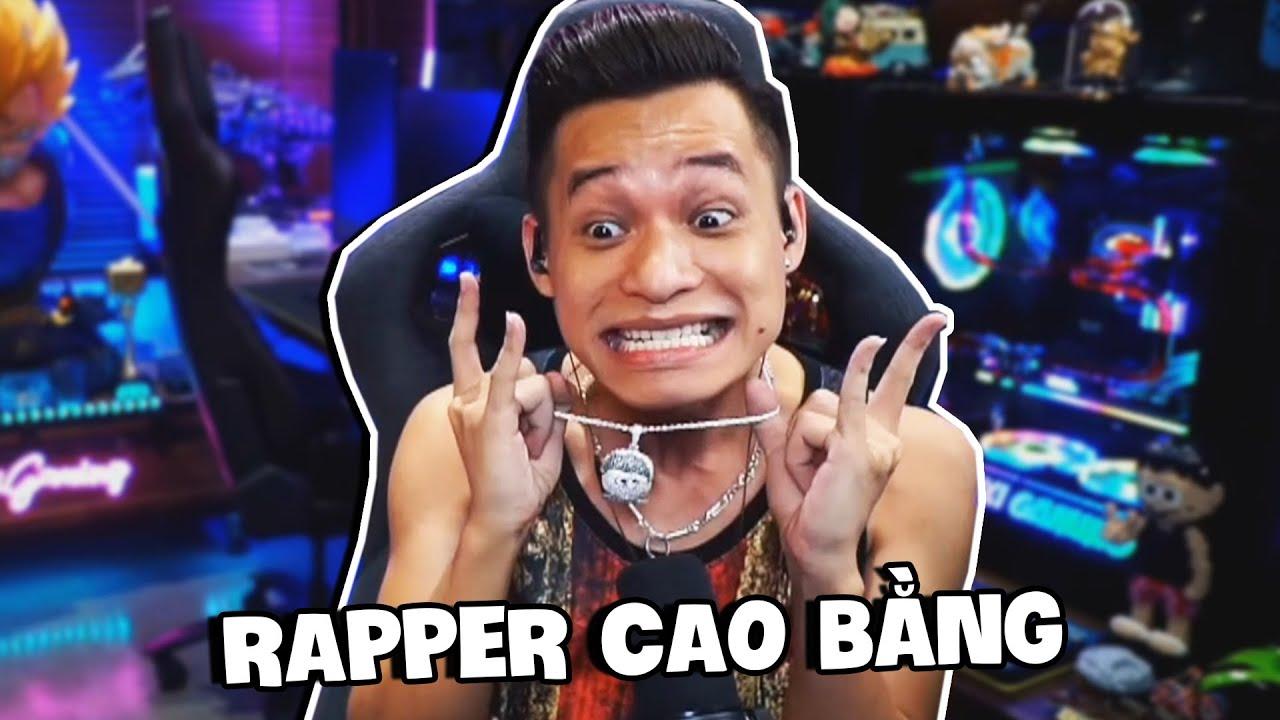 (Talkshow) Rapper Cao Bằng và chiếc dây chuyền kim cương độc nhất, mở quà fan tặng.