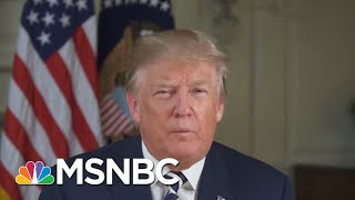 Dozens Of Palestinians Killed As U.S. Opens Embassy In Jerusalem | The 11th Hour | MSNBC