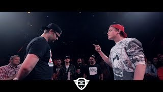 BATTLE OF HONOR#8 ► FLAKIT VS. TECEY ◄ (07.04.18 - KÖLN)