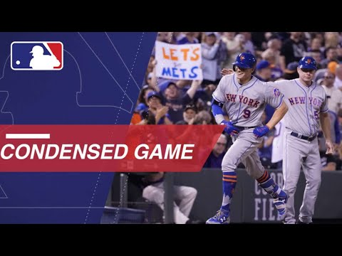 Condensed Game: NYM@COL - 6/18/18