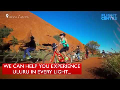 Flight Centre Holidays: Northern Territory & Queensland