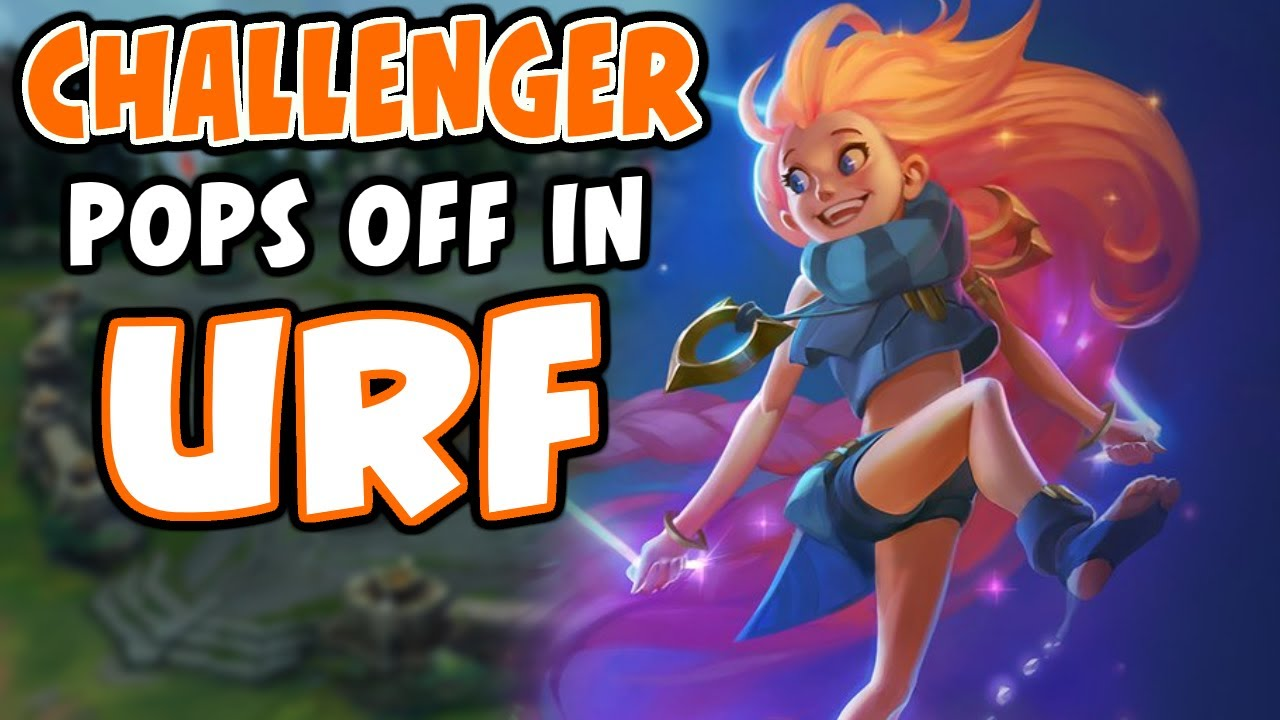 Download I got ZOE in URF, nothing else to say. | Challenger plays URF | 11.3 - League of Legends