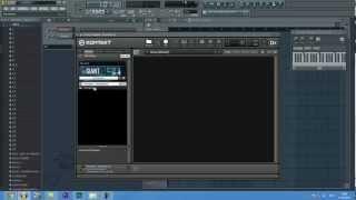 видео Как установить VST плагины в FL Studio 12, Как сделать импорт VST плагинов в программу FL Studio