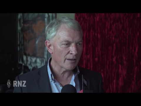 Phil Goff talks to RNZ after mayoral win