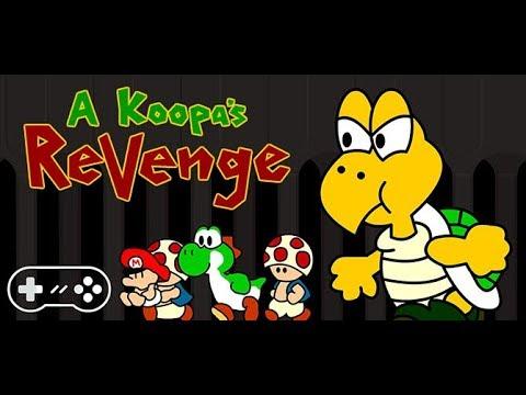 Koopas Revenge :: Play the Great A Koopa's Revenge game.