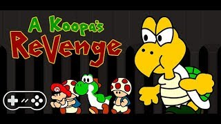 A Koopa`s Revenge 1 Walkthrough full game (no super secret!)