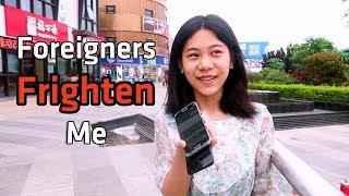 What Chinese think of foreigners? 你对来到中国的外国人有什么看法? 
