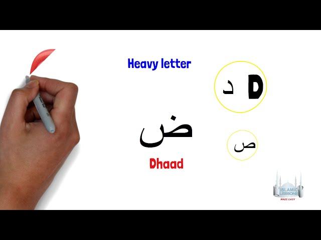 Reading Arabic - Alphabet - Lesson 1