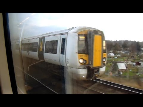 Travelling from Milton Keynes Central to Brighton, 19th December 2015