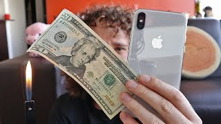 ¿Es mejor comprar un iPhone X o quemar tu dinero? thumbnail
