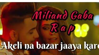 ''Najar Lag Jayegi'' ||Miliand Gaba|| Whatsapp Status Video ||