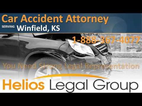 Winfield Car Accident Attorney   Kansas