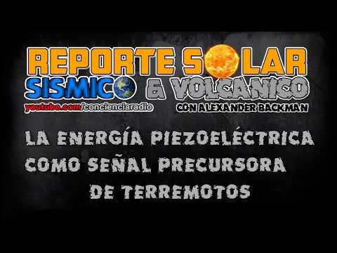 Piezoelectricidad y Terremotos (Luces en el Cielo) Alex Backman