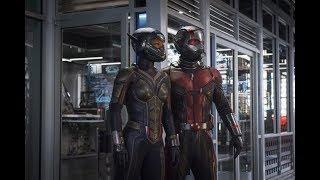 Людина Мураха і Оса / Ant-man and a wasp (2018) Дубльований тизер-трейлер HD