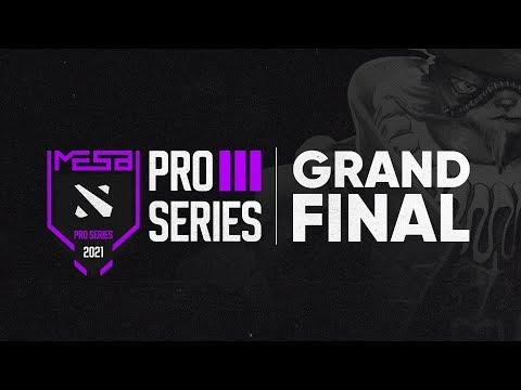MESA Pro Series #3: Grand Final - Lilgun vs Sable Hat