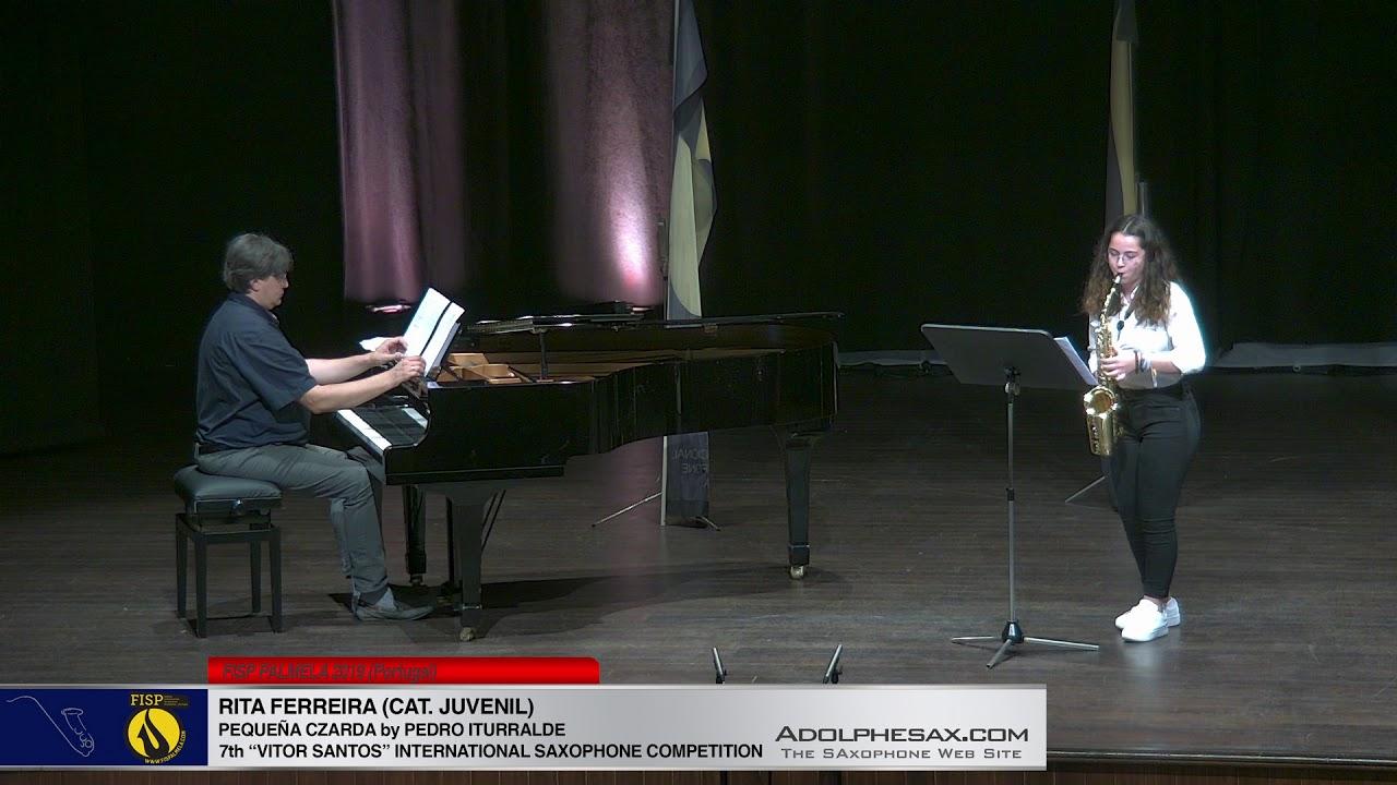 FIS PALMELA 2019 – Rita Ferreira – Pequen?a Czarda by Pedro Iturralde