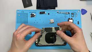 iPhone XR замена заднего стекла / Back Glass Replacement with teardown iPhone XR