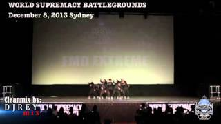 FMD EXTREME WORLD SUPREMACY BATTLEGROUNDS CHAMPION (Cleanmix by: DJREYmix)