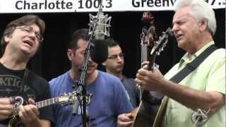 Del McCoury Band ARE YOU TEASIN ME (WNCW)