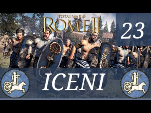 Let's Play Total War Rome 2:Iceni Survival Challenge #23